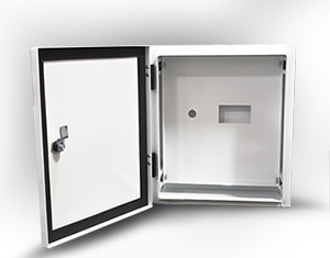Back Panel Enclosures - Variety of Configurations Available