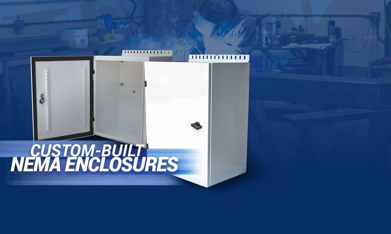 Custom Nema Enclosures Aluminum Fabrication Nema 1